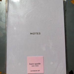 Kate Spade New York Notebook Set